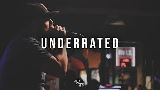 """Underrated"" - Freestyle Trap Beat New Rap Hip Hop Instrumental 2018 | Silver Krueger #Instrumentals"
