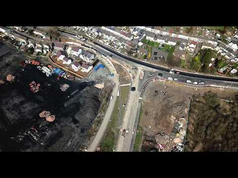 mountain ash  cross valley link update 14 04 18