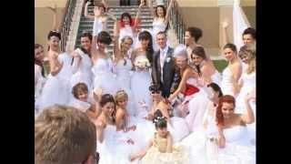 Пинск. Парад невест-2011.