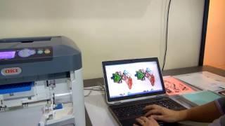 oki-toner-printer-forever-heat-transfer-paper-demo