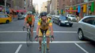 New York Century Urban Bike Tour 2007