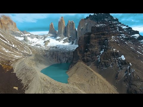 Travelling through South America - with a drone!