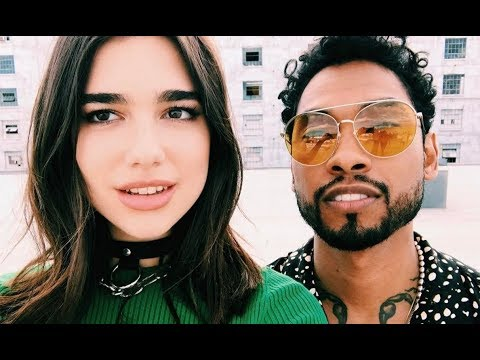 Dua Lipa - Lost In Your Light (Miguel's Demo)