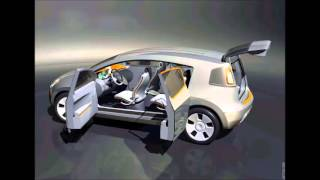 Kia KCD-1 Slice Concept 2003 Videos