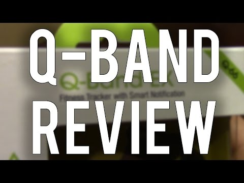 Best Budget Fitness Tracker? - Q-Band EX Q66 Review