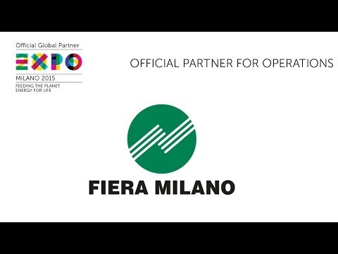 Official Partner Expo Milano 2015: FIERA MILANO