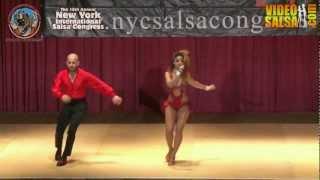 ataca la alemana island touch fl nyc salsa congress 2012