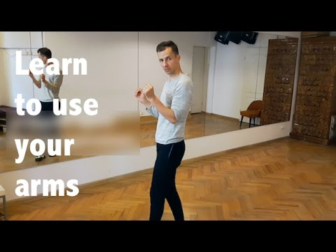 ARMS & HANDS WORK in SALSA  | Salsa Footwork Lesson #14