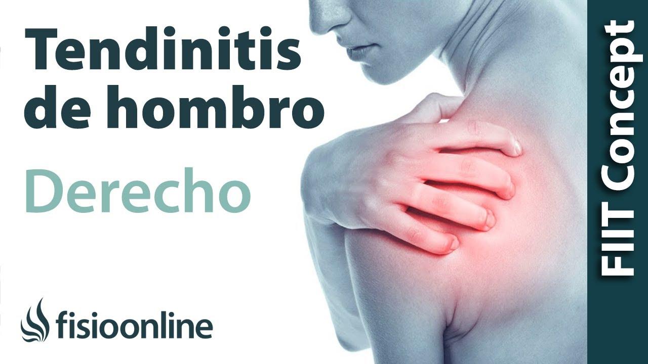 dolor brazo derecho y hombro