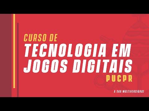 Curso de Tecnologia em Jogos Digitais - PUCPR