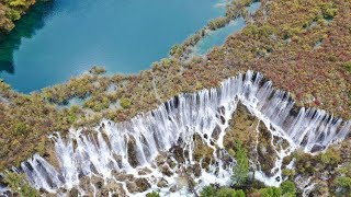 Live: Natural beauty – China's widest waterfall – Ep. 19