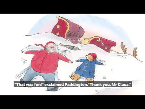 Esther Rantzen and friends read  'Paddington & the Christmas Visitor'