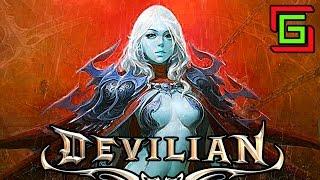 devilian классы ГАЙД   Тангар и онлайн игры