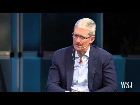 Tim Cook at WSJDLive: Is Apple Watch Indispensable?