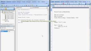 Programmierung von Geraden Zahlen