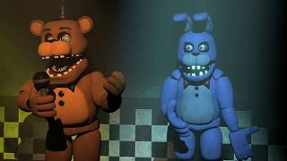 FNAF SFM The Bonnie song