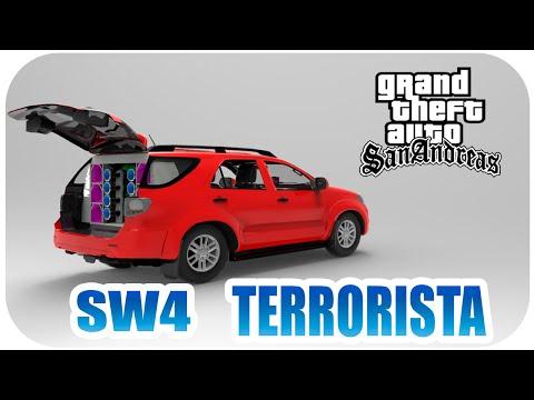 📢 GTA SA ⚫ MOD HILUX SW4 TERRORISTA ♦ DOWNLOAD