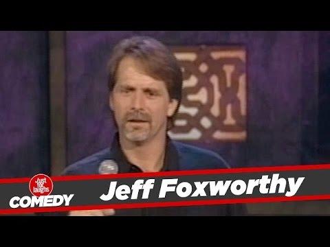 Jeff Foxworthy Stand Up - 2001