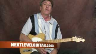 Learn The Who inspired British anthem rock cool sounds Won t Get Fooled Again style lesson
