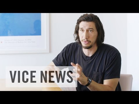Adam Driver Brings Monologues to the Military: Arts in the A