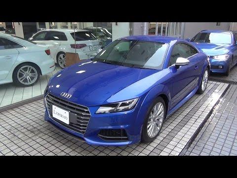 アウディ TT S 中古車試乗インプレッション Audi TT S Coupe
