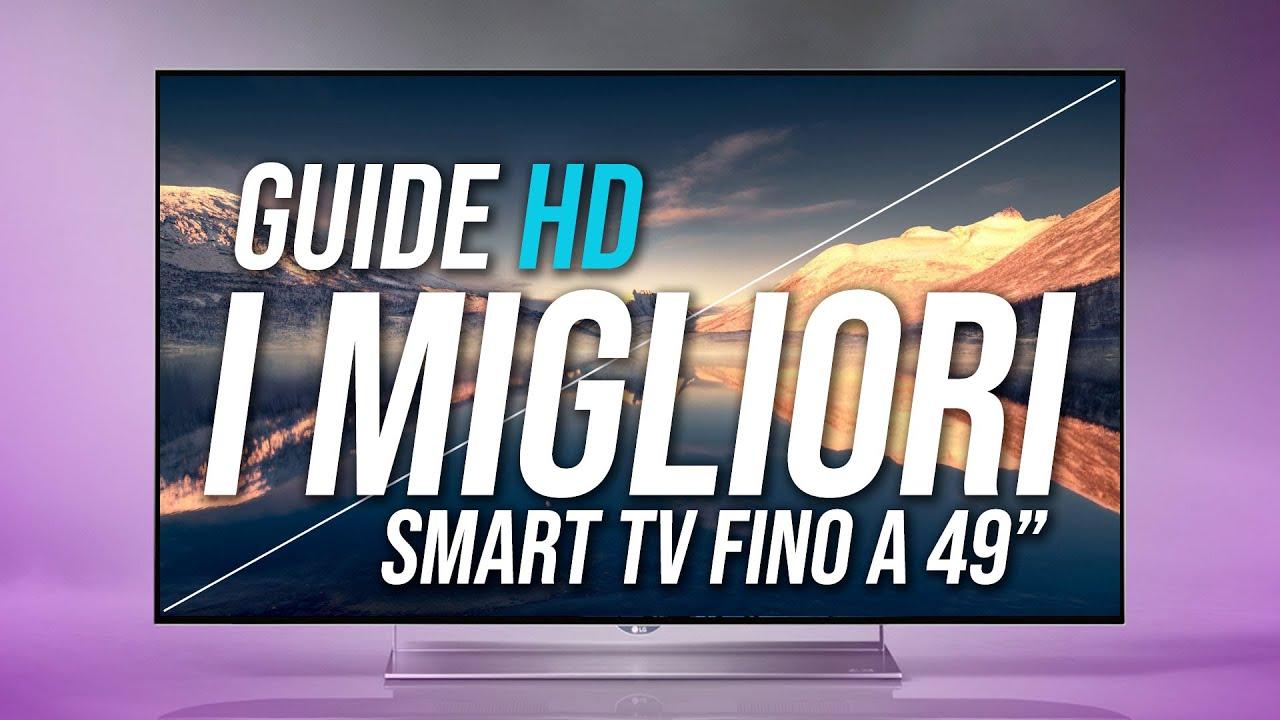 I 5 MIGLIORI TV da 32 a 49 pollici | GUIDA ACQUISTO