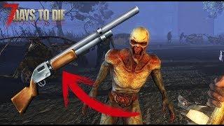 ENCONTRAMOS POR FIN ARMAS!! #4 - 7 days to die - Nexxuz