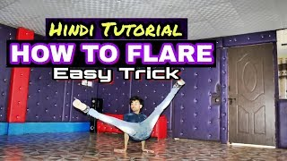 Baixar How to Flare in Hindi | bboy Tutorial | Different Way of Learning Flare | Ajay Poptron