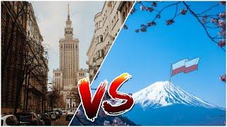 JAPONIA VS POLSKA - Jakie są różnice w życiu i biznesie?