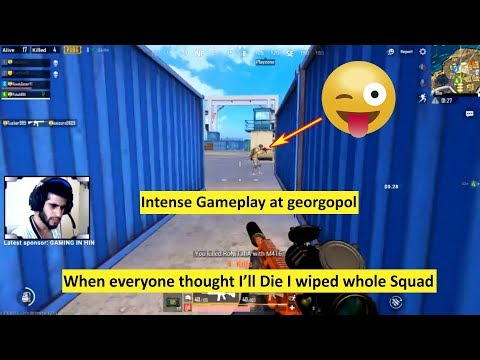 Bachna Asambhav - Intense Gameplay - Pubg mobile india
