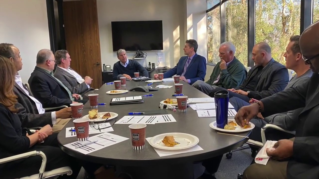 VIDEO: Warner Center Highrise Mastermind Meeting