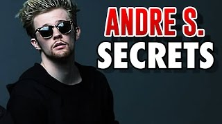10 Geheimnisse von Andre Schiebler..