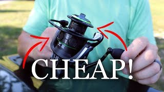 BEST spinning fishing reel UNDER $50? (Impressed)!!!