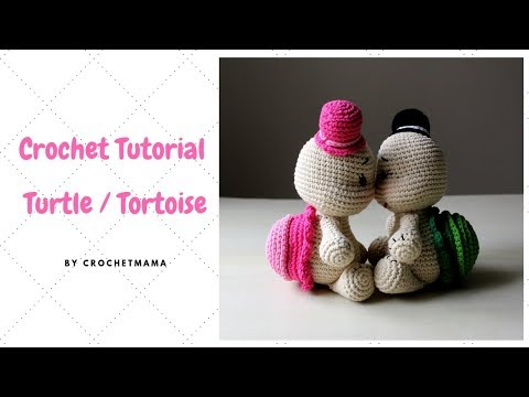 Pattern: Amigurumi Turtle - All About Ami | 360x480