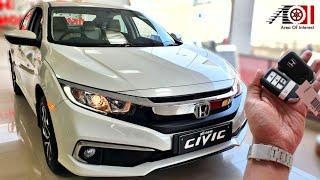 2019 Honda Civic V Base Model   Price   Mileage   Features   Specs   Interior