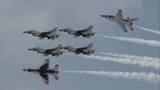 2018 Atlantic City Airshow - USAF Thunderbirds