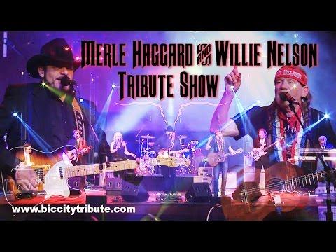 Big City Tribute - True Willie - Merle Haggard - Orange County California Corporate Wedding Band