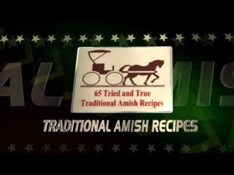 TRADITIONAL AMISH RECIPES, MOBILE APP EBOOK