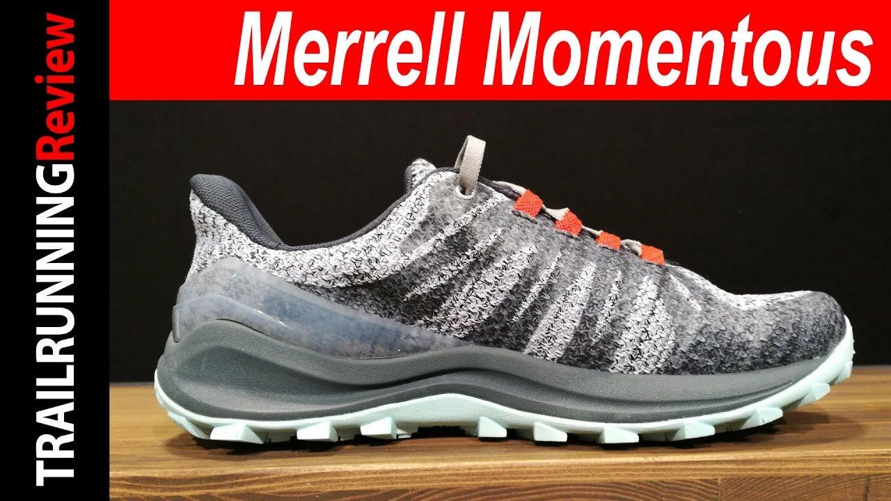a9fc3eda Merrell Momentous Preview