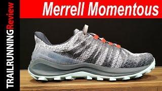 Merrell Momentous Preview