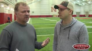 Two-minute drill: Gifford and inside linebackers 4/4/17