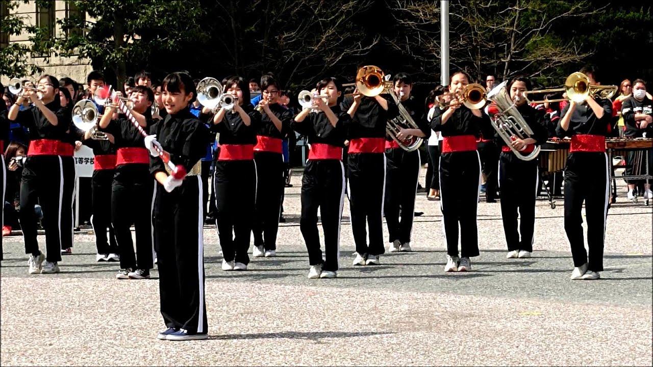 京都さくらパレード2015 京田辺...