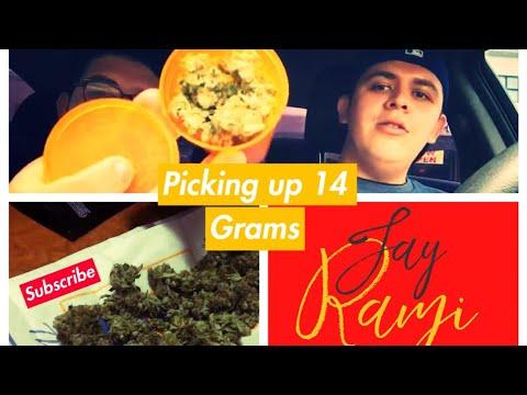 Picking up 14 grams