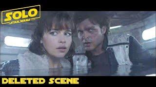 SOLO A Star Wars Story (Han Solo) Corellian Foot Chase Deleted Scene
