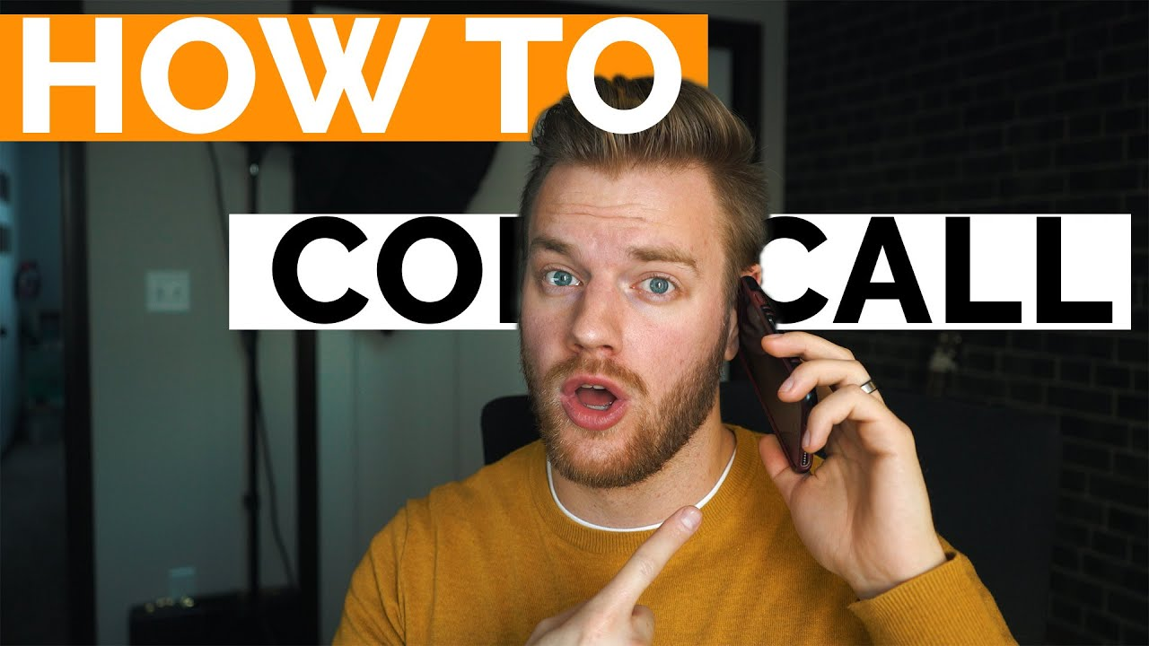 How to Cold Call Videography Prospects (My 8 Step Process)