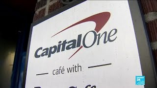 Massive breach compromises data at credit card giant Capital One