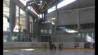 Детский хоккей. хк Фаворит г.Выборг Ленинградская область. мальчики 2010-2011г.