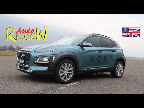 2018 Hyundai Kona 1.6 T GDi 4x4 AutoReview Episode 103 ENG