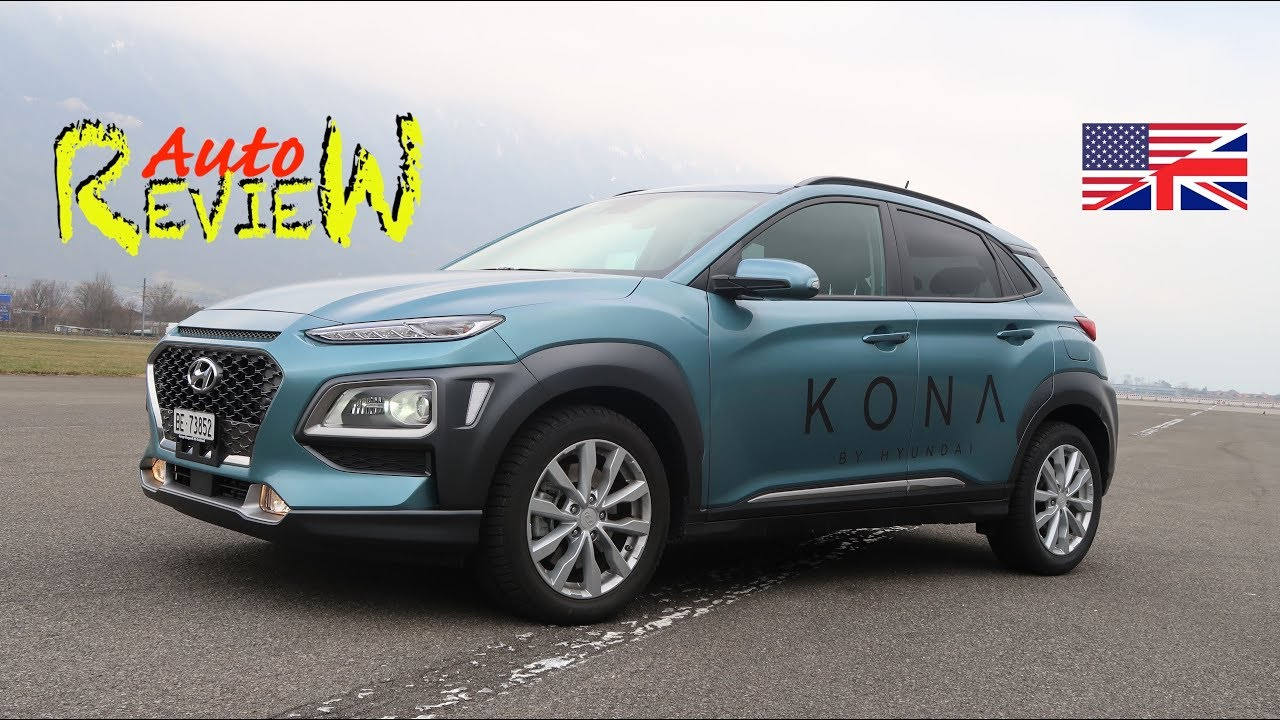 2018 hyundai kona 1 6 t gdi 4x4 autoreview episode 103 eng youtube. Black Bedroom Furniture Sets. Home Design Ideas