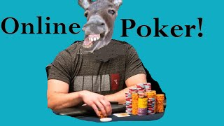 Online Poker - Galfond Vs. Tough Regs At $25/50 Plo (part 1)